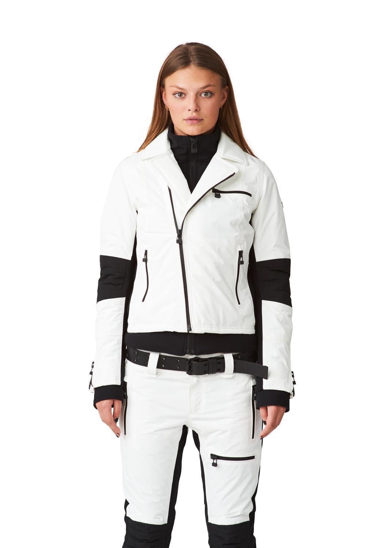 SOS Sportswear of Sweden Skijacke WS DOLL JACKET white cloud
