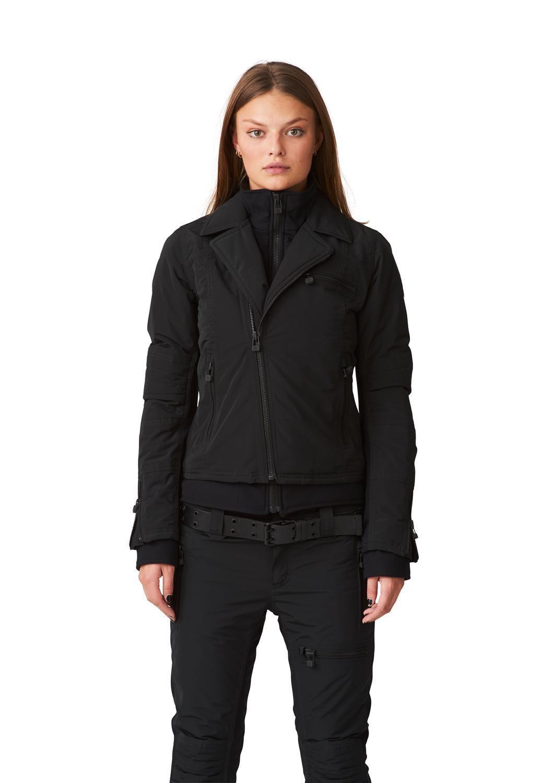 SOS Sportswear of Sweden Skijacke WS DOLL JACKET black