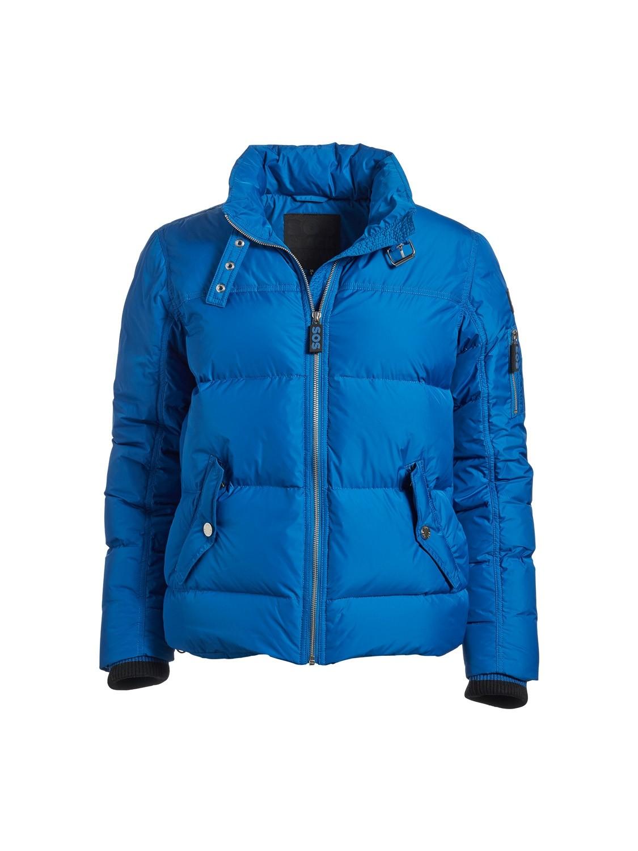 SOS Sportswear of Sweden WS Davitta Down Jacket Racing Blue