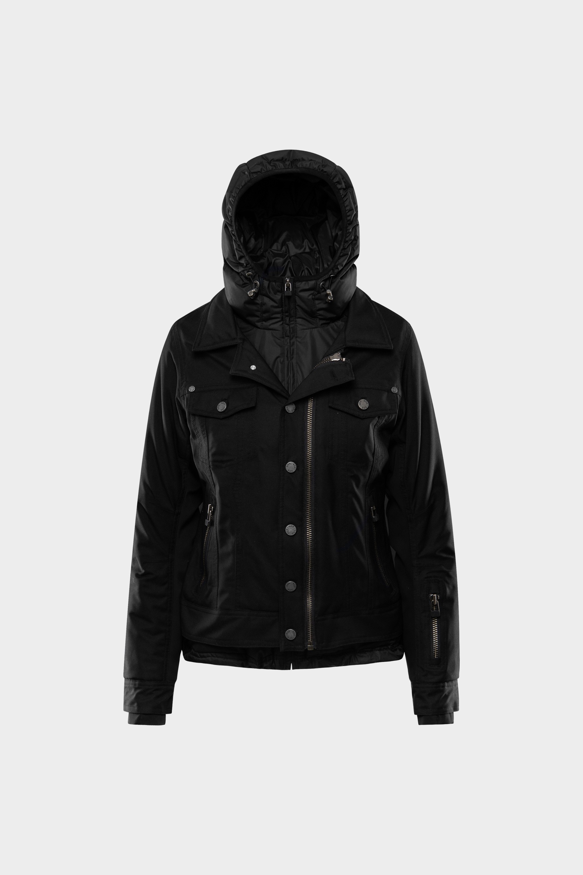SOS Sportswear of Sweden Women Mica Jacket Black