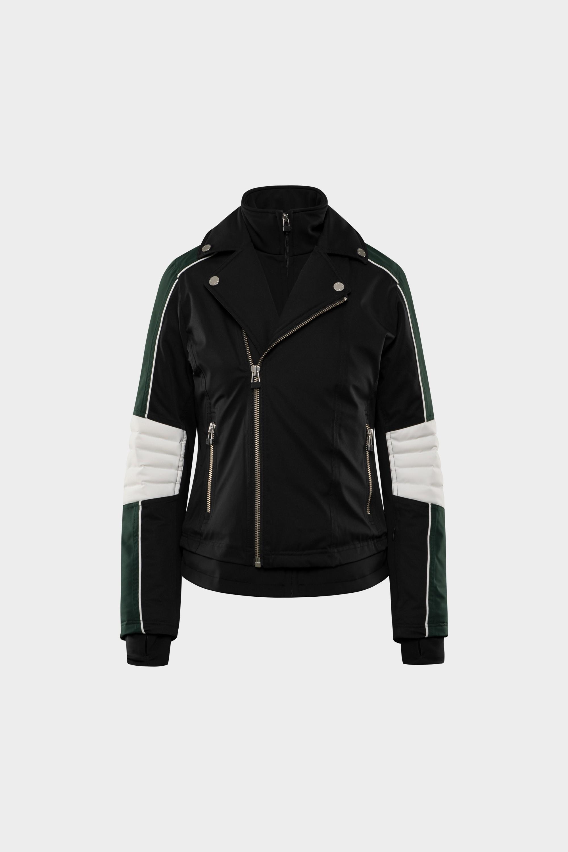 SOS Sportswear of Sweden Women Doll Jacket Green Pine