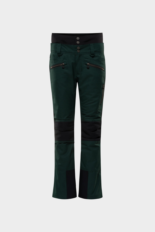 SOS Sportswear of Sweden Women Mica Pants Green Pine