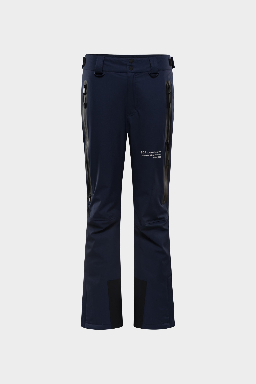 SOS Sportswear of Sweden Men Triangle Pants Dark Blue