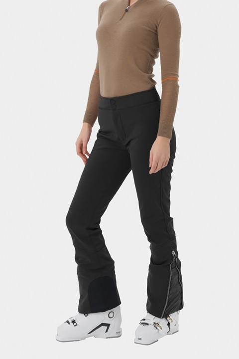 SOS Sportswear of Sweden Damen Skihose Ally Mid Waist Pants - Black