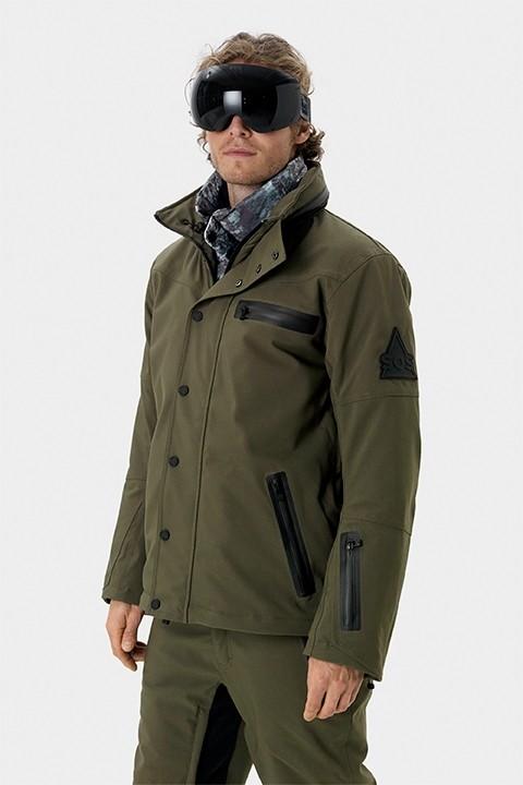 SOS Sportswear of Sweden Herren Skijacke Cooper Jacket - Duffel Bag