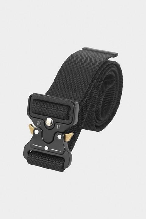 SOS Sportswear of Sweden Canvas Belt - Black