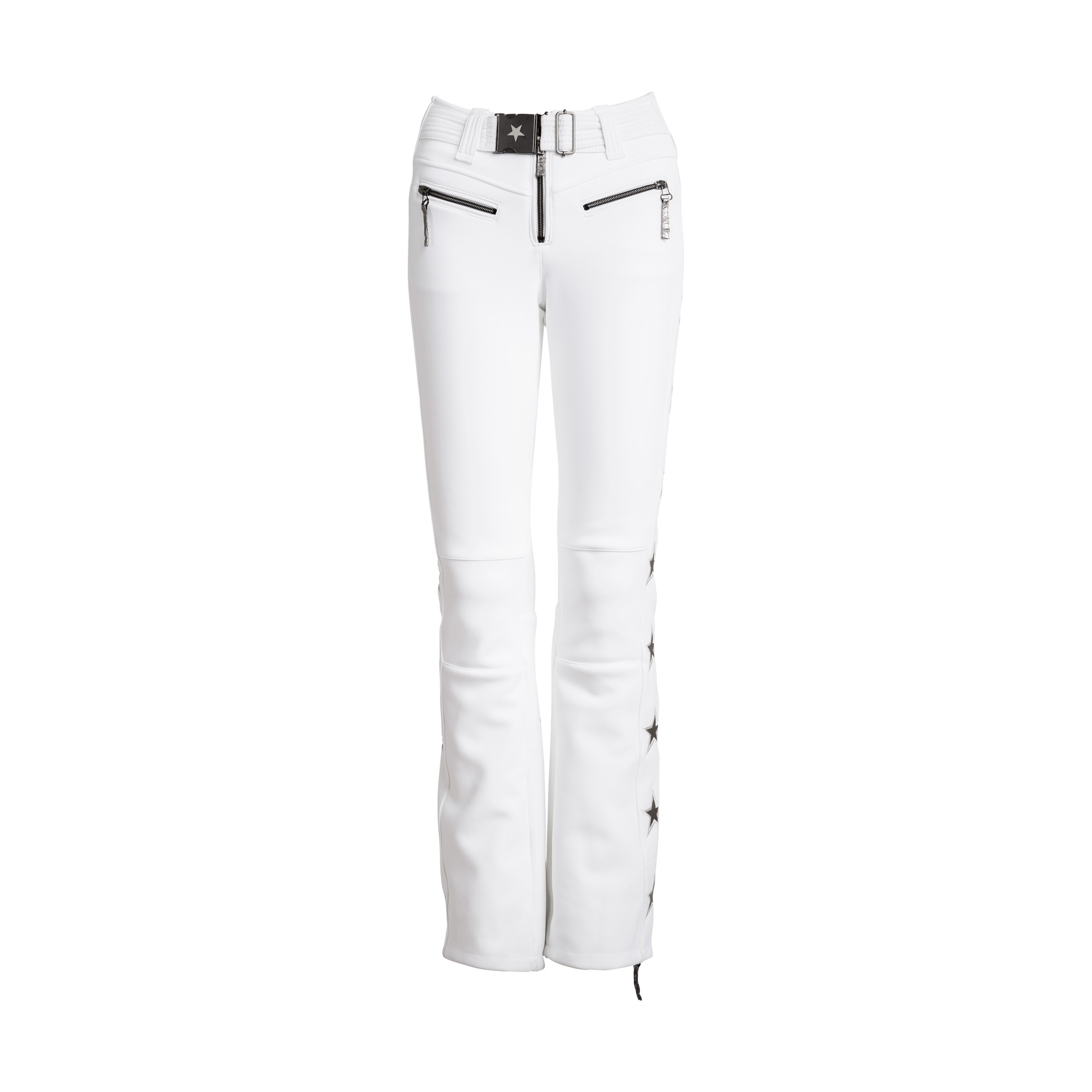 Jet Set Damen Skihose Tiby Star Bright White
