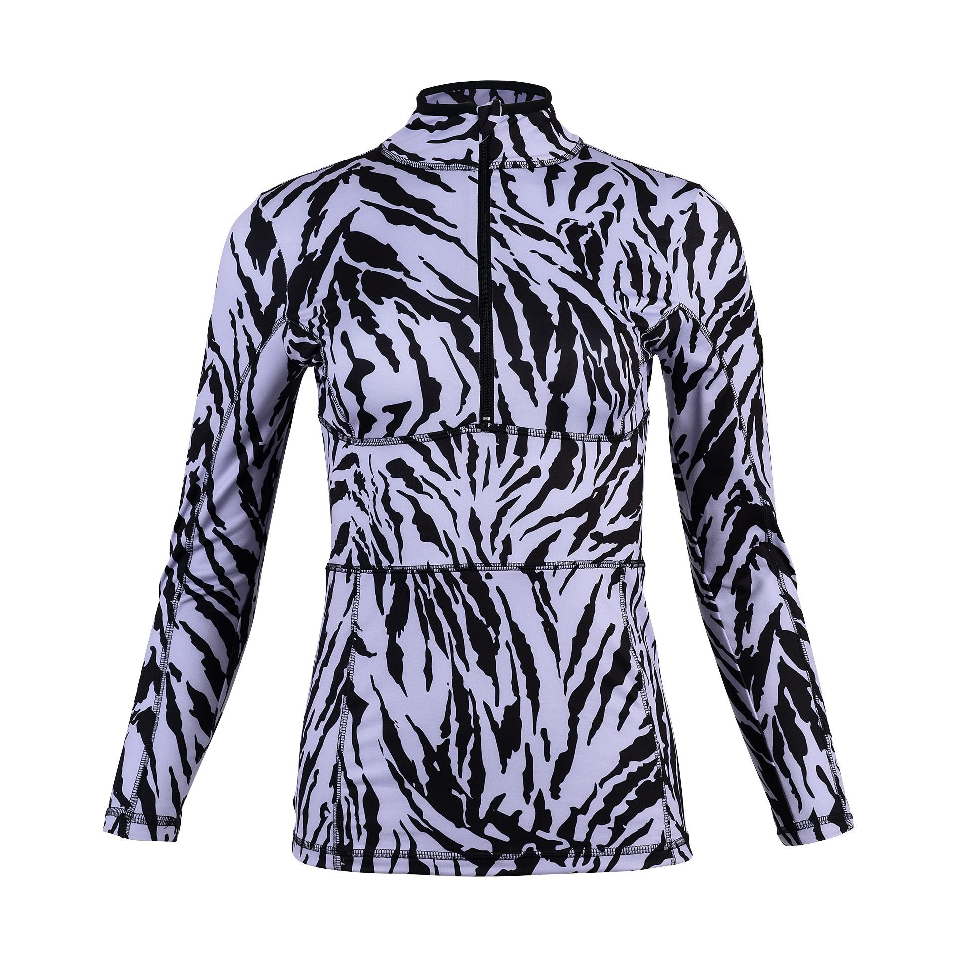Jet Set Damen Skiunterwäsche Ginger Print - Tiger Thistle