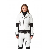 SOS Sportswear of Sweden Skijacke WS DOLL JACKET white cloud
