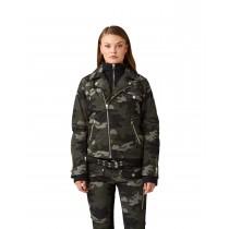 SOS WS Doll Jacket Camo Duffel