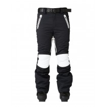 SOS MS Biker Pant Black White