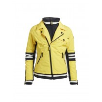 SOS Sportswear of Sweden Damen Skijacke Doll Jacket Lemon