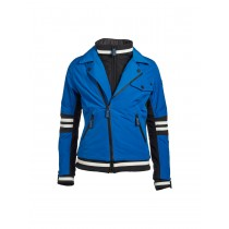 SOS Sportswear of Sweden Damen Skijacke Doll Jacket Racing Blue