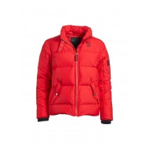SOS Sportswear of Sweden WS Davitta Down Jacket Racing Red