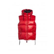 SOS Sportswear of Sweden WS Davita Down Vest Racing Red