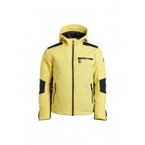SOS Sportswear of Sweden Herren Skijacke Dominator Jacket Lemon