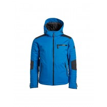 SOS Sportswear of Sweden Herren Skijacke Dominator Jacket Racing Blue