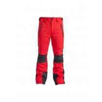 SOS Sportswear of Sweden Herren Skihose Dominator Pants Racing Red