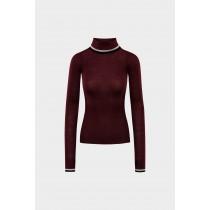 SOS Sportswear of Sweden Women Lucy Knit Cabernet