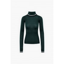 SOS Sportswear of Sweden Women Lucy Knit Green Pine