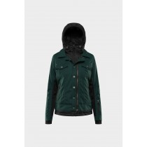 SOS Sportswear of Sweden Women Mica Jacket Green Pine