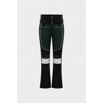 SOS Sportswear of Sweden Women Doll Pants Green Pine