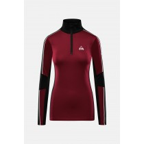 SOS Sportswear of Sweden Women Jaden Pully Cabernet