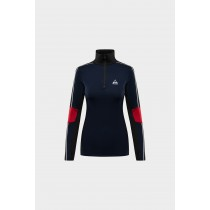 SOS Sportswear of Sweden Women Jaden Pully Dark Blue