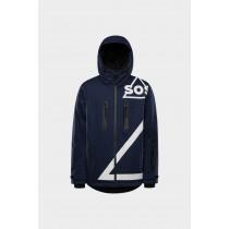 SOS Sportswear of Sweden Men Triangle Jacket Dark Blue