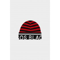 SOS Sportswear of Sweden UNI Luca Knit Hat Racing Red