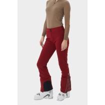 SOS Sportswear of Sweden Ally Mid Waist Pants - Garnet Red
