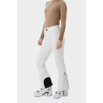 SOS Sportswear of Sweden Damen Skihose Ally Mid Waist Pants - White Cloud