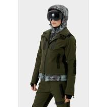 SOS Sportswear of Sweden Damen Skijacke Dolitta Jacket - Duffel Bag