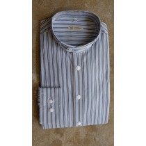 Gottseidank Herrenhemd Lenz H19 anthrablau