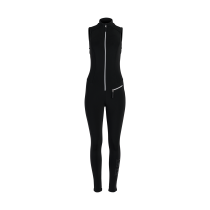 Jet Set Damen Overall Domina Black