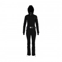 Jet Set Damen Overall Ghoster Black