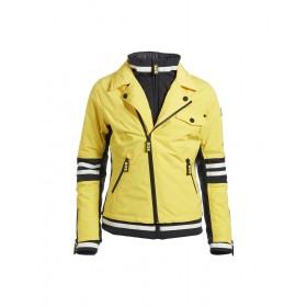 SOS Sportswear of Sweden Damen Skijacke Doll Jacket Lemon
