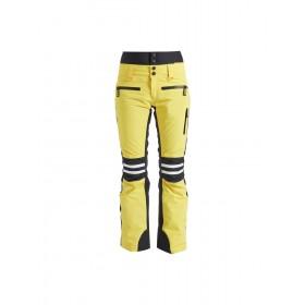 SOS Sportswear of Sweden Damen Skihose Doll Pants Lemon