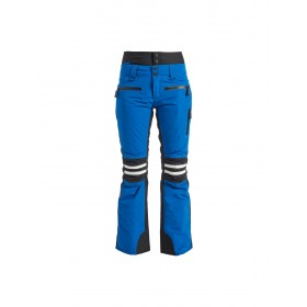 SOS Sportswear of Sweden Damen Skihose Doll Pants Racing Blue