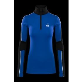 SOS Sportswear of Sweden WS Jaden L/S Pully Racing Blue