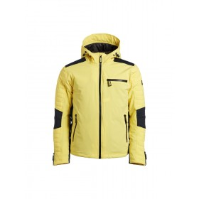 SOS Sportswear of Sweden Herren Skijacke Dominator Jacket Lemon