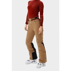 SOS Sportswear of Sweden Damen Skihose Emily Pants - Earth Brown