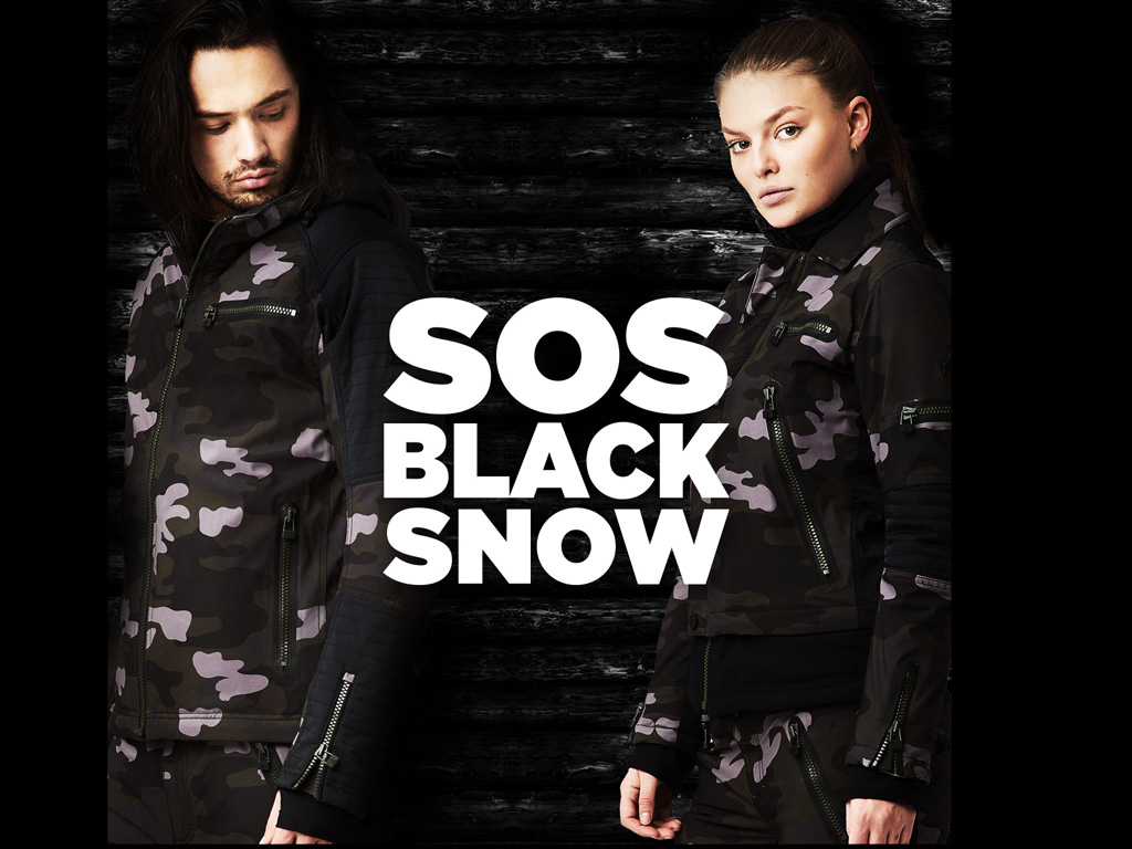 SOS - Black Snow