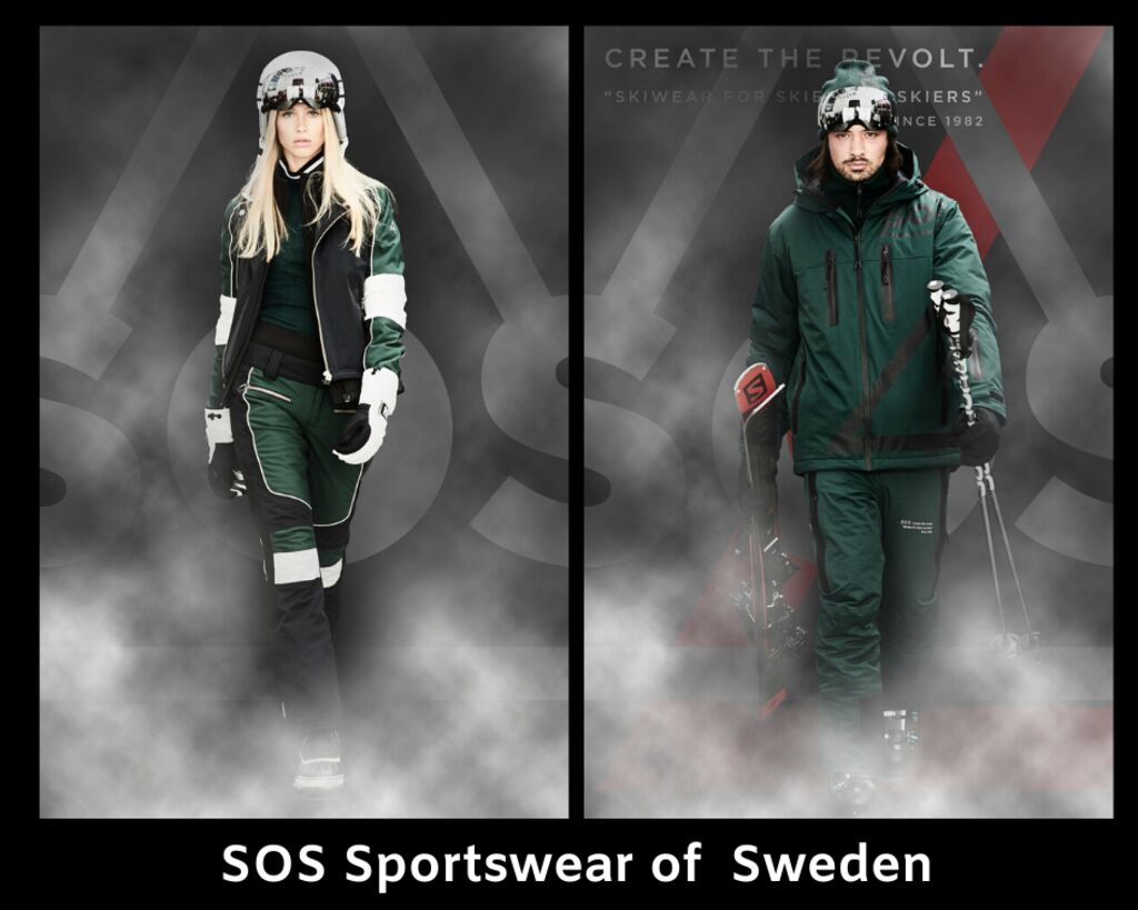 Coming Soon: SOS Sportswear of Sweden Kollektion Winter 2019